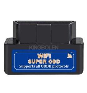 Продам адапиер obd2 elm327 wi fi