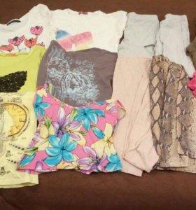 Вещи пакетом для девушки