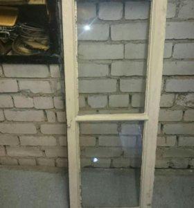 Оконный блок1,5#0.5м