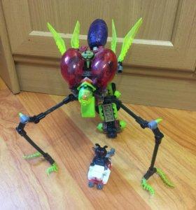 13. инсектоид захватчик lego Galaxy Squad