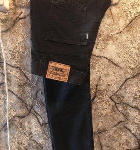Вильветовые брюки Levis