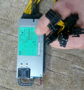 Блок питания серверный 1200w