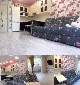Квартира, студия, 25.4 м²