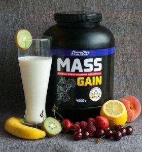 Спортивное питание SuperSet Гейнер Mass Gain 4200