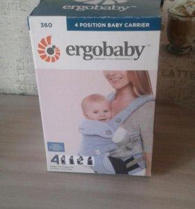 Новый эргорюкзак ergobaby 360 с 4 месяцев