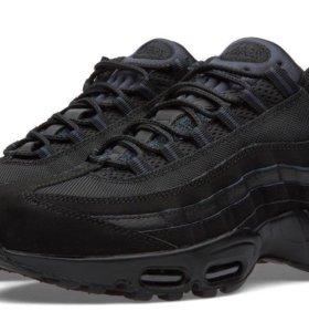 Nike Air 95 black срочно