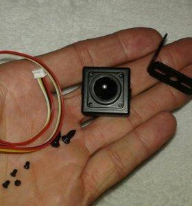 Миниатюрная камера KPC-S500P4 4,3mm