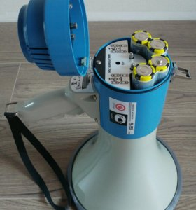 Громкоговоритель SHOW ER-55S батарейки в комплекте