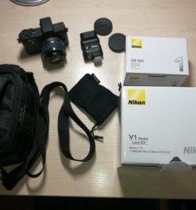 Продам фотоаппарат Nikon 1 V1