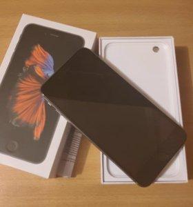 iPhone 6s плюс 64gb