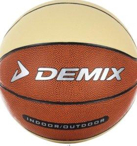 Баскетбольный мяч demix (новая коллекция)