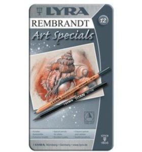 Lyra Rembrandt Art Specials Assorted Drawing Penci