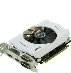 ВИДЕОКАРТА MSI GEFORCE GTX 960 2GB GDDR5