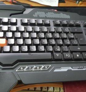 Отличная клавиатура Bloody