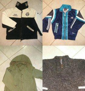 Куртки детские 98-116