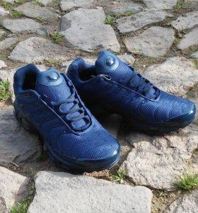 Nike Air Max Plus Tn кроссовки р2 синие новые