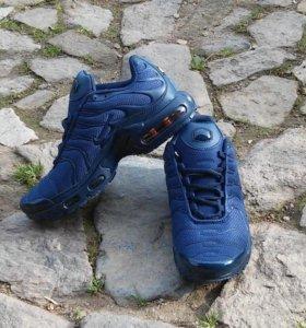 Nike Air Max Plus Tn кроссовки 3 синие новые