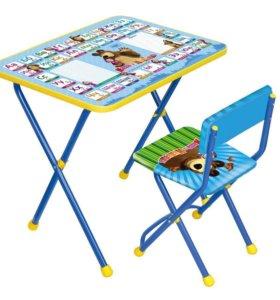 Новый, в упаковке набор детской мебели