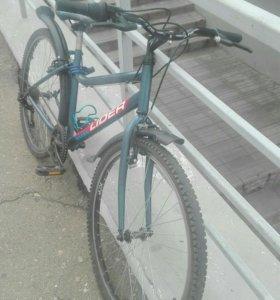 Велосипед 6-ти скоростной