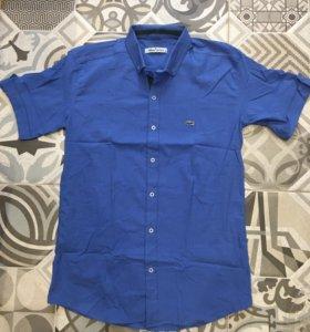 Муж рубашка Lacoste XS/S