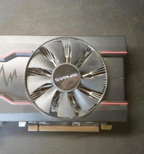AMD Radeon RX550 4gb