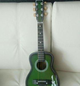 Маленькая гитарка