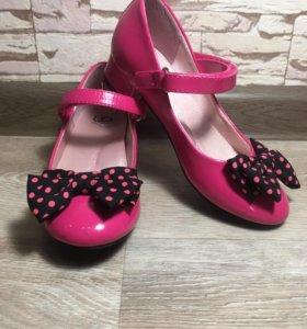 Туфли для девочки 32 размер