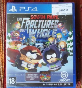 Игра PS4 South Park:The Fractured But Whole