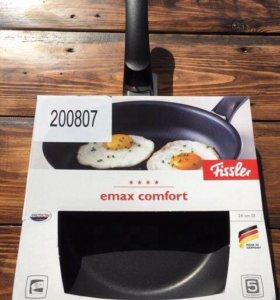 🍳Сковорода Fissler Protect Emax Comfort