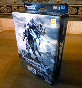 Xenoblade Chronicles X Ограниченное издание Wii U