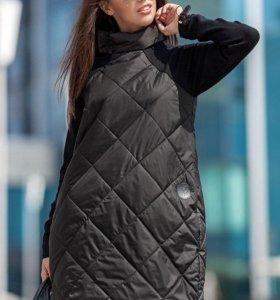 Куртка новая на теплую осень, холодную весну.