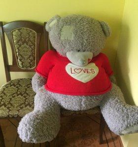 Большой Мишка Тедди 🐻