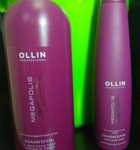 Шампунь без сульфатов Ollin