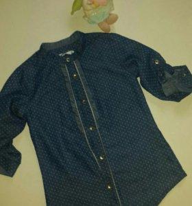Рубашка Войчик.110-116