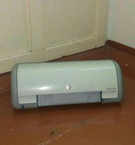 Цветной принтер HP 3940