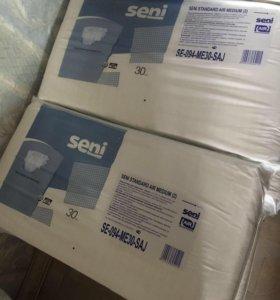 Подгузники для взрослых Seni.