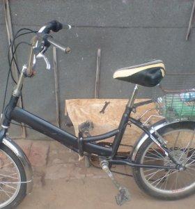 Велосипед. Торг уместен