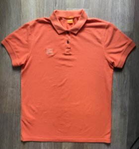 Поло: Boss Orange