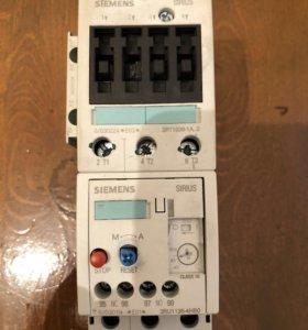 Электромагнитный пускатель Siemens Sirius 22kW 50A
