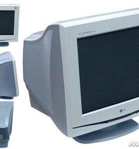 Монитор Flatron f 700r