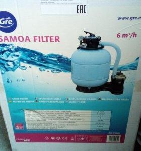 Новая Фильтрационная система GRE FS 400, 6 куб.ч.