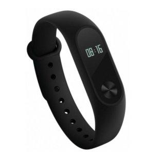 Новые фитнес браслеты Xiaomi Mi Band 2