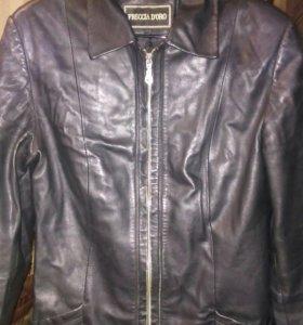 Куртка кожа мужская