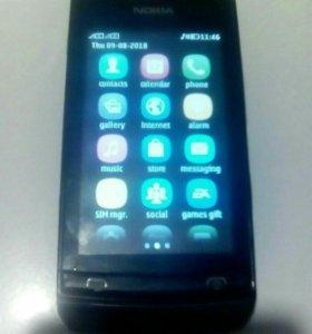 Продам или обменяю телефон Nokia 305 Asha в рабоче