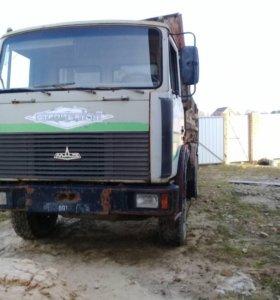 Грузовик МАЗ 5551 возможен торг