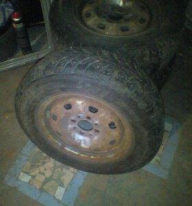 Продам колёса R13