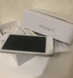 iPhone 5 16 gb новая