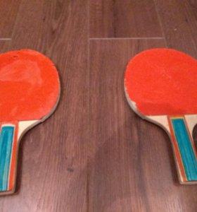 Ракетки для настольного тенисса