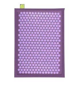 Массажный коврик 60x40 сиреневый/фиолетовый