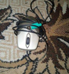 Продам мышь компьютерную